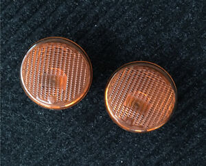 Jeep Wrangler front amber indicators