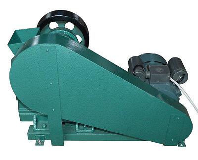 100x60 Mini Jaw Crusher 220v For Rock Ore Slag Steel Slag Coal Stone Crushing
