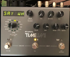 Strymon TimeLine – Multidimensional Delay Effects – Delay Pedal
