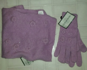 'NEW' Scarf and Glove Sets...(3 Sets)