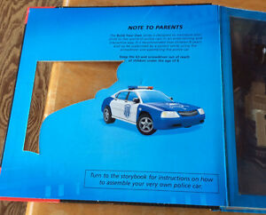 BUILD YOUR OWN POLICE CAR 2008 BY PHIDAL PUBLISHING NEW Gatineau Ottawa / Gatineau Area image 4