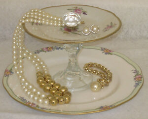 Vintage Tiered Jewellery Stand