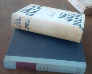 2 Irving Wallace Books: The Seven Minutes, The Chapman Report