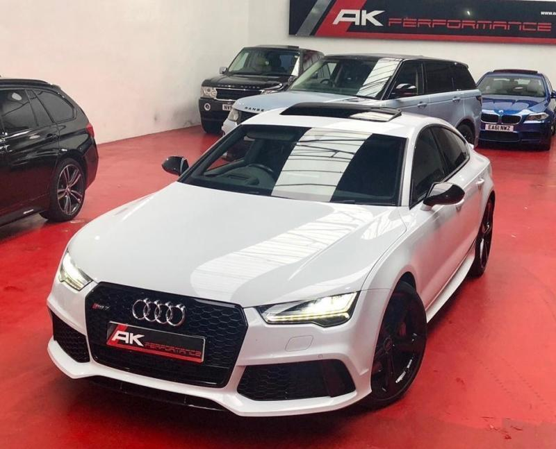 2015 Audi Rs7 40 Tfsi Sportback Tiptronic Quattro 5dr In Pudsey