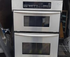 Kitchen aid convection oven/microwave combo