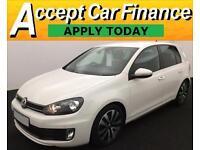 Volkswagen Golf GTD FROM £51 PER WEEK!