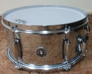 "New 6x12"" Gretsch Brooklyn snare."