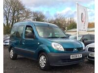 2008 Renault Kangoo 1.2 16v 75 Authentique 5dr