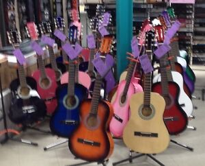 30 different makes of guitars from $99. and up Cambridge Kitchener Area image 10
