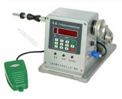 Computer Controlled Coil Transformer Winder Winding Machine 0.03-0.35mm Zf