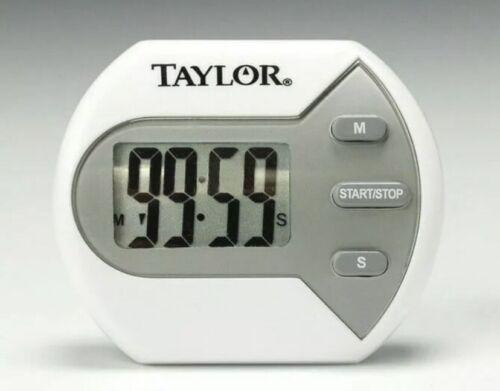 Taylor 5806 Classic Big Digit Minute/Second Digital Kitchen