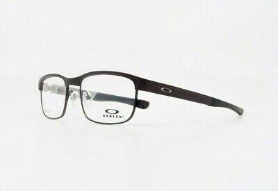 Oakley Men's Rectangular Surface Plate Satin Corten Glasses OX 5132-05 52mm (Oakley Reading Glasses Men)