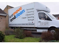 Fully Insured Man & Van | Removals *** From £19 ph *** 400 Positive Reviews From Previous Customers