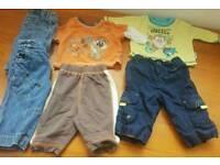 Boys 0/3 Clothes Bundle