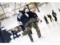 KRAV MAGA Self-Defence Classes in Watford, Hatfield, St Albans and Luton