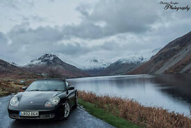 Porsche Boxster S / 02 /Manual/ Subtly Modified
