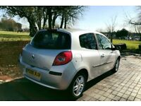 Renault Clio not corsa or ford