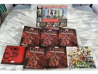 Eaglemoss Marvel Chess Collection (1 - 64) + Deluxe Boards & Special Editions