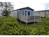 Luxurious Prestige Caravan to Rent at Primrose Valley, Filey, Yorkshire (Sleeps 6)