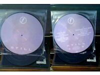 Joy Division - Still, vinyl LP picture disc, released in 2013, Post Punk Alternative.