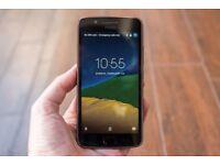 MOTOROLA MOTO G5 5th GEN 4G **UNLOCKED TO ANY SIM** 2GB RAM 16GB Android smartphone