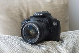 Canon EOS Rebel T5 / EOS 1200D 18.0 MP Digital SLR Camera