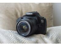 Canon EOS Rebel T5 / EOS 1200D 18.0 MP Digital SLR Camera