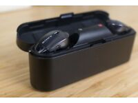 Sony WF-1000X Wireless Noise Cancelling In-Ear Headphones (Black), Like New Hardly used