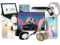Wanted, Laptops,Desktops, Tablets, Smartphones.