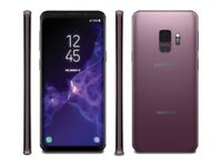 Samsung Galaxy S9 Plus Lilac Purple unlocked