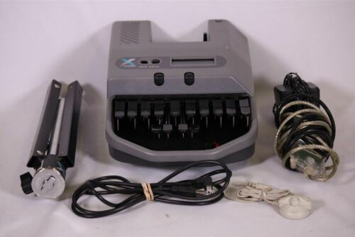 Xscribe Stenoram 3 court Reporting Writer (Used) Tested & Working *Read*