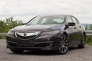 Lease Taker Over - 2015 Acura TLX Tech - Conditionally sold