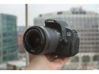 CANON EOS 700D DSLR + TOKINA 11-16mm f2.8