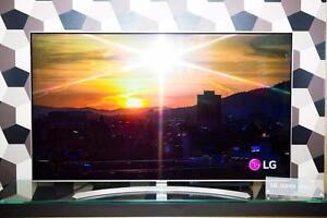 Television Intelligent 86 po 4K LG NEUVE! ( B063994 )