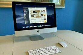 Slim Core i5 Apple iMac 21.5 inch 1.4Ghz 8GB Ram 500GB HDD Logic Pro X Spectrasonics Bundle
