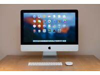 +++TOP SPEC iMAC 21.5 inch 2.7GHz i5 QUAD CORE processor,4-16gb RAM, 500gb HD,OFFICE 2016, ADOBE CS6