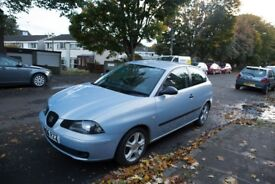 Reduced price!! Good condition Seat Ibiza. Low milage. SX model so high level of spec