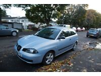 Good condition Seat Ibiza. Low milage. SX model so high level of spec
