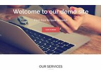 Stunning Affordable Business Website Design From £99.00