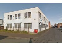 ***2000+sq ft to LET*** OFFICE and WAREHOUSE Commercial property on Derby Street, Manchester