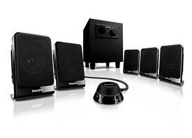 Philips 5.1 Multimedia Speaker System