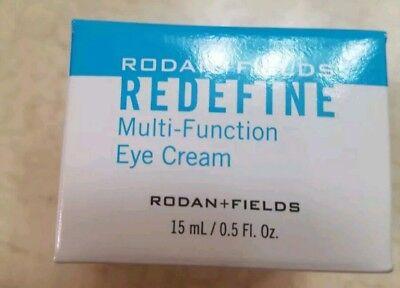 NEW Rodan + and Fields Redefine Multi-Function Eye Cream 15ml / 0.5oz