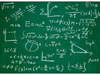 Mathematics Tuition - Year 5 to GCSE Home Maths Tutoring