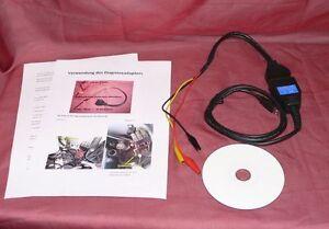 USB Diagnosegerät für Webasto Standheizung Thermo Top +  Diagnosekabel  für VW