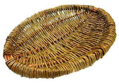 Make a Willow Frame Basket, a Weaving Kit for Complete Beginners