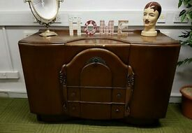 1940s drinking cabinet side board Free local delivery
