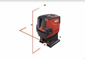 Hilti PMC 46 self levelling combilaser level