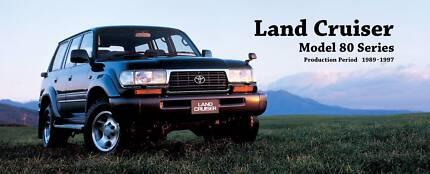 Wanted: WANTED - Landcruiser HDJ80 multivalve