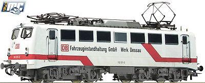 "Roco H0 73467 Electric Locomotive Br 110 "" Vehicle Maintenance "" DCC/Sound"