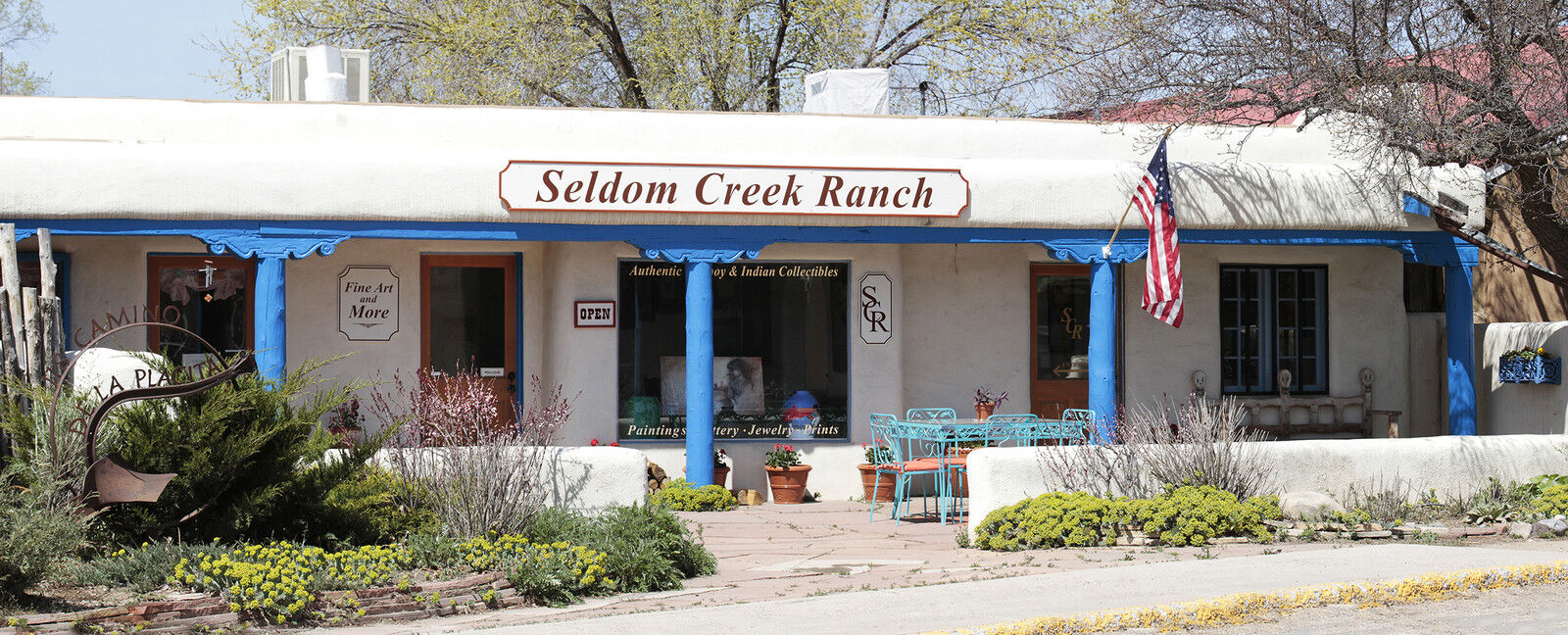 Seldom Creek Ranch